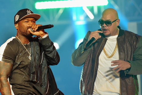 """Fat Joe Speaks on 50 Cent Beef """"Somebody Was Getting Hurt"""" - TI50"""