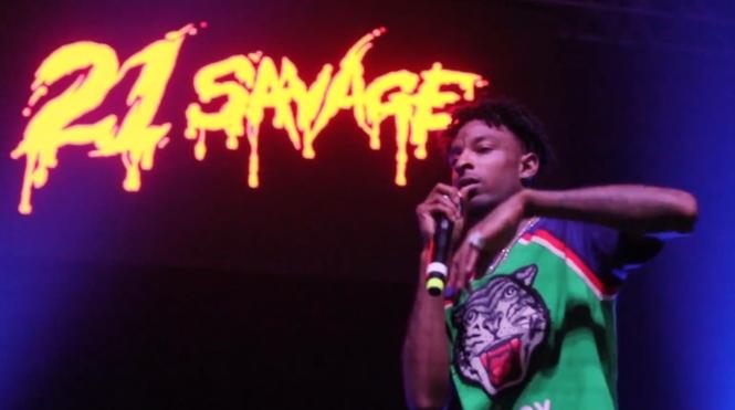 "21 Savage ""Numb The Pain Tour"" Vlog Part 2!"