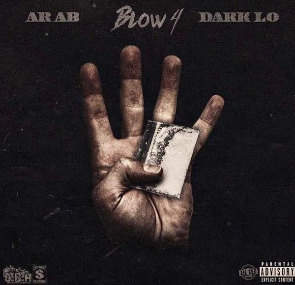 Ar-Ab Ft. Dark Lo - Blow 4 (Audio)
