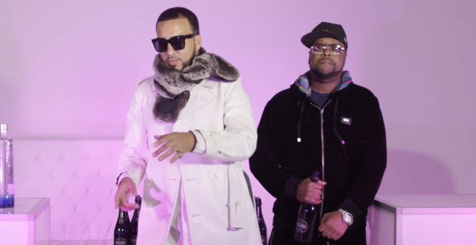 DJ Kay Slay - Rose Showers Ft. French Montana, Dave East, Zoey Dollaz, J Delice (Official Music Video)