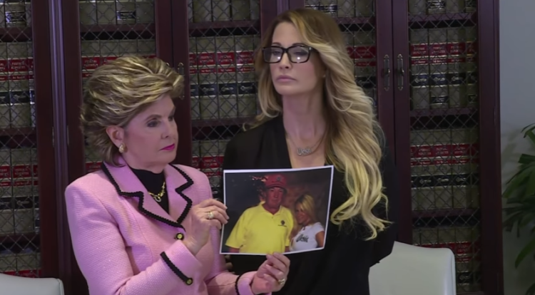 Porn Actress Jessica Drake Claims Donald Trump Offered Her $10K For Sex (Video)