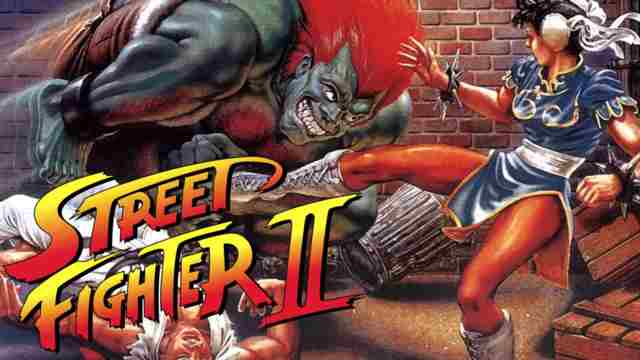 Video Game Classic: The History Of Street Fighter II