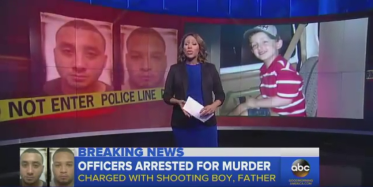 2 Louisiana Cops Face Murder Charges For Shooting 6-Year Old Boy 5 Times, Killing Him & Wounding His Father (Video)