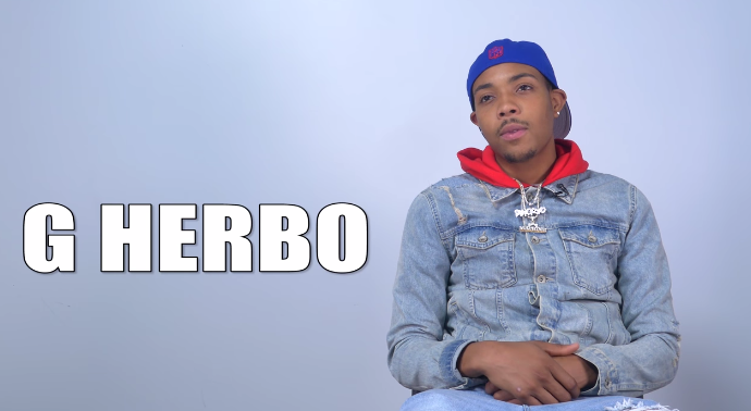 G Herbo Talks Lil Uzi Vert Lyrical Skills, Possible Joint Project W/Him, JAY-Z's '4:44' Changing Him As An Artist (Video)
