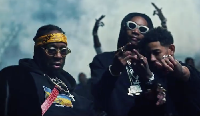 Young Thug, 2 Chainz, Wiz Khalifa & PnB Rock - Gang Up (Official Music Video)