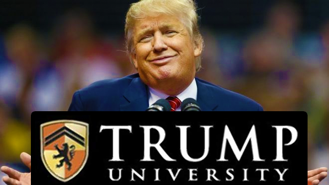 Donald Trump Headed To Trial After Election In Trump University Class-Action Lawsuit (Video)